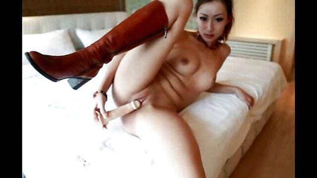 UK Jessica's ver porno latino gratis Ripped Pantyhose Jam Session
